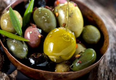 Mediterranean Diet Ranked Best for Diabetes