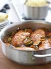 greek style chicken skillet