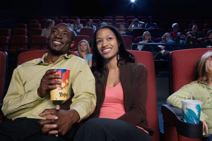 african american couple movies