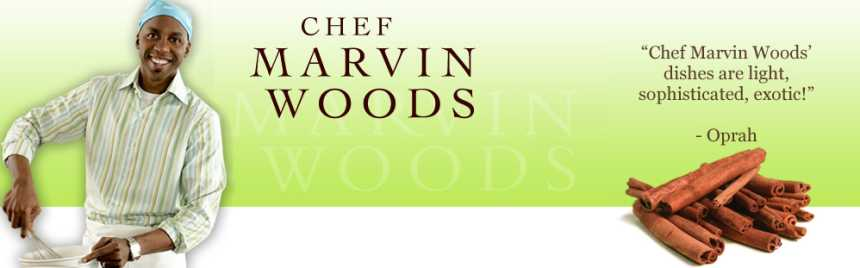 chef marvin woods