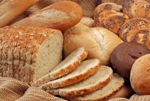 various loaves of bread
