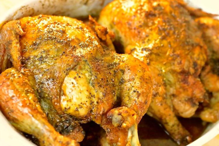 garlic-herb-rosted-chicken