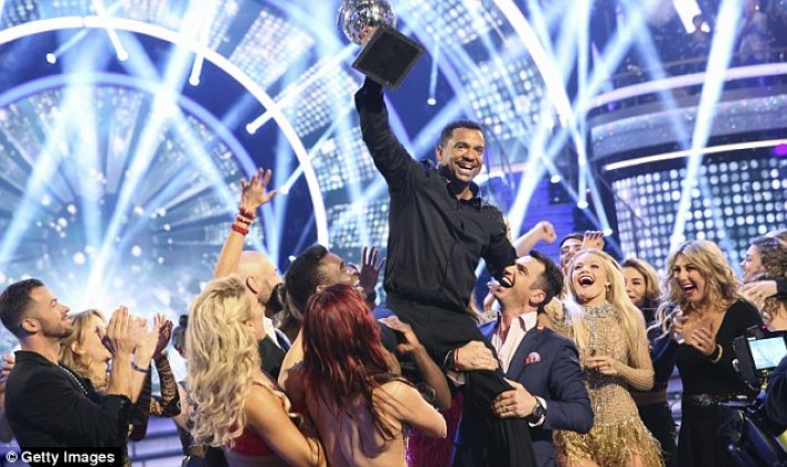 alfonso dancing with the stars