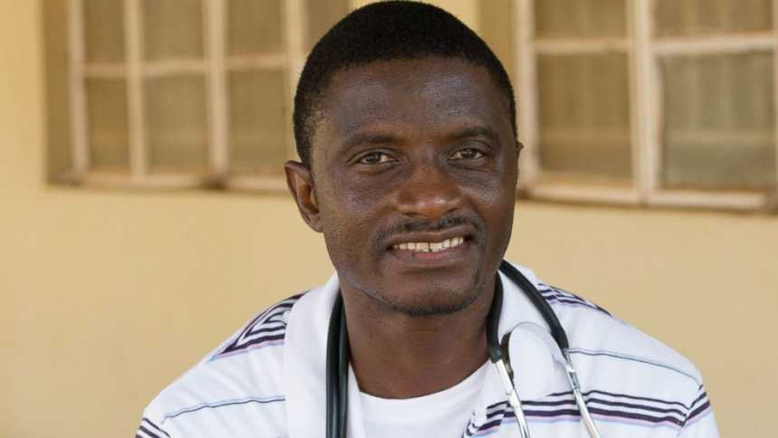 ebola martin salia