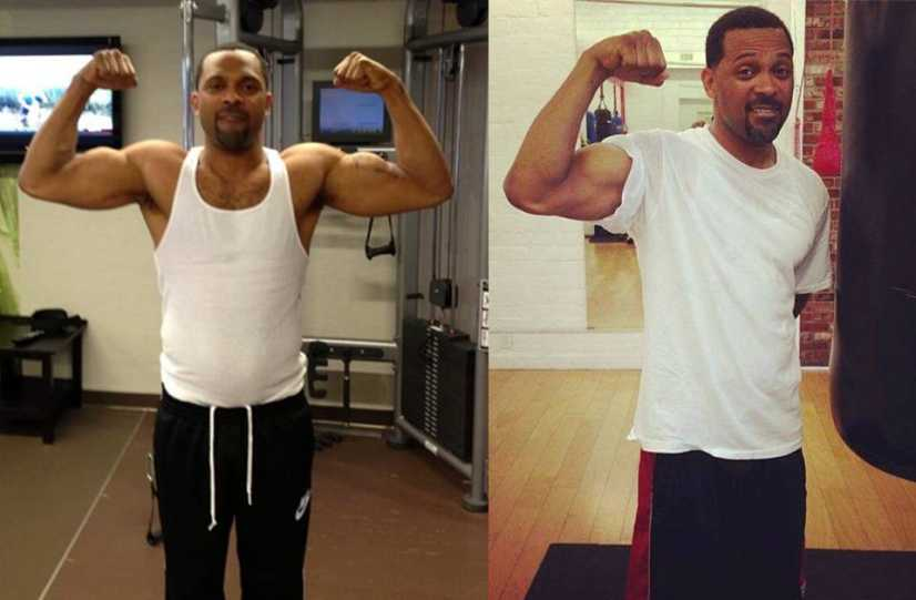 mike epps workout