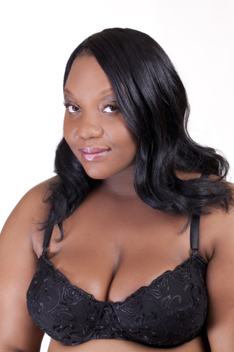 Apologise, black women with very big breast