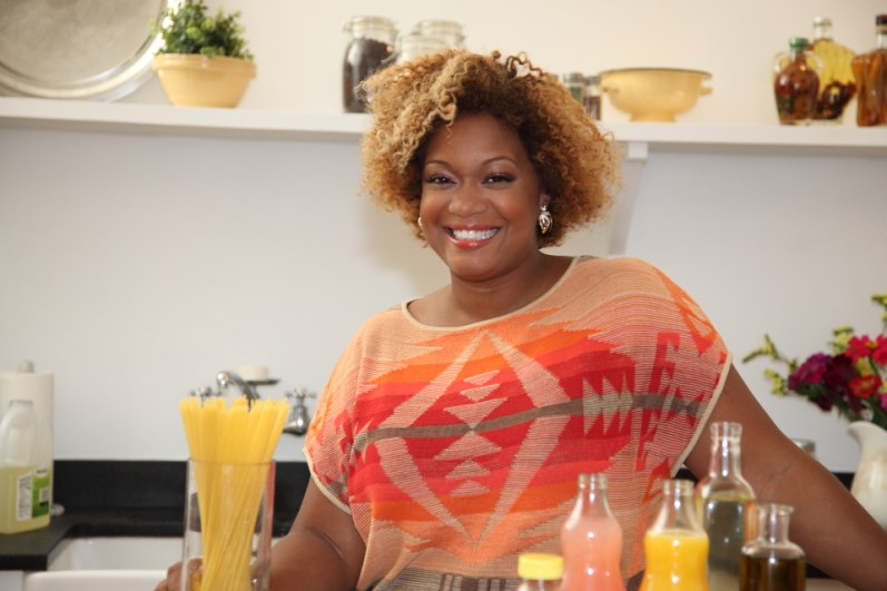 Sunny Anderson Food Network Star