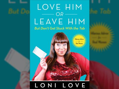Loni love book cover