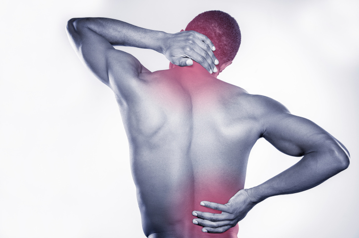 man red joint pain