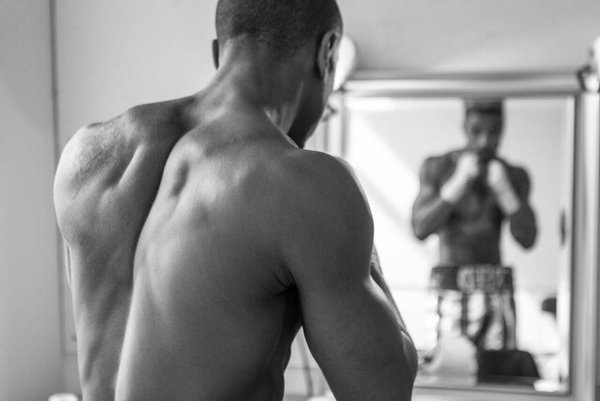Michael B Jordan body Creed