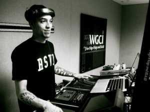 DJ Timbuck2 at WGCI