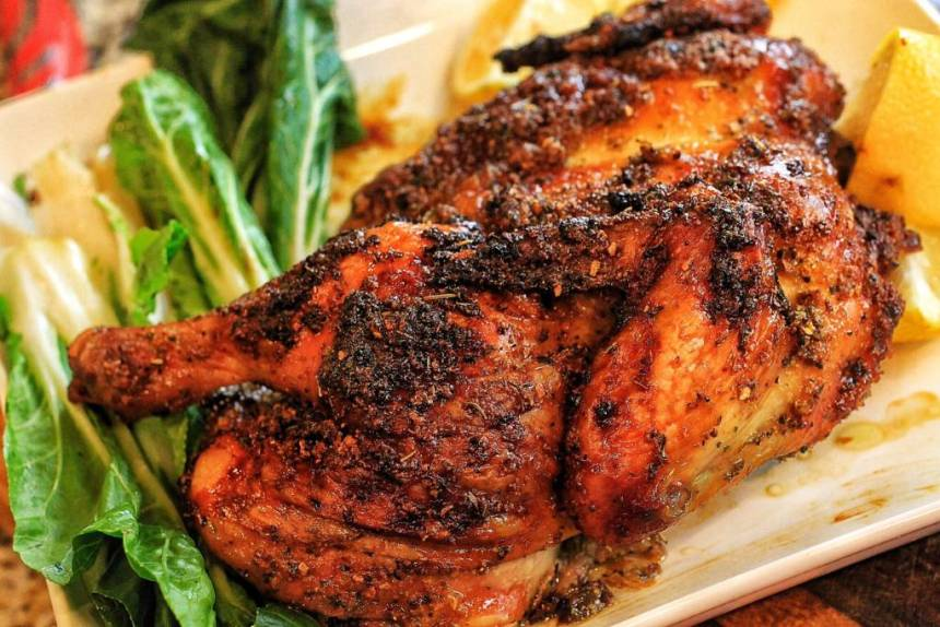 garlic and brown sugar chicken
