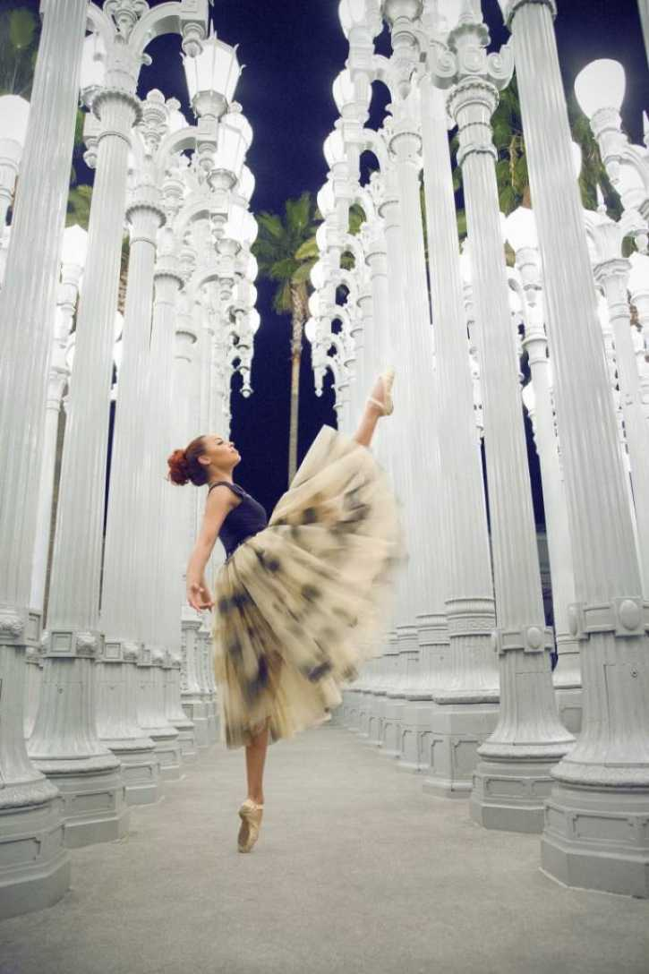 Ashley Everett dancer