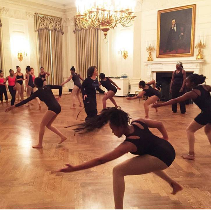 dance at the white house