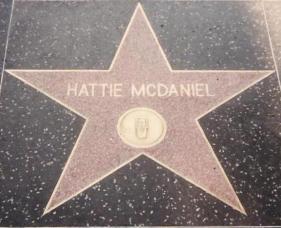 HattieMcDaniel Walk of fame