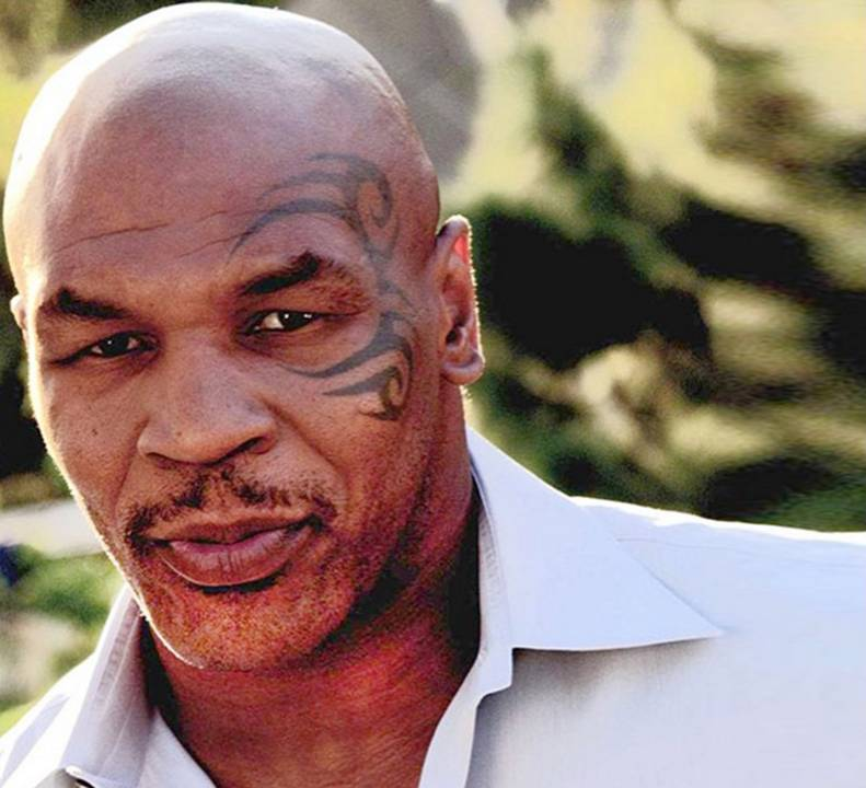 mike tyson instagram