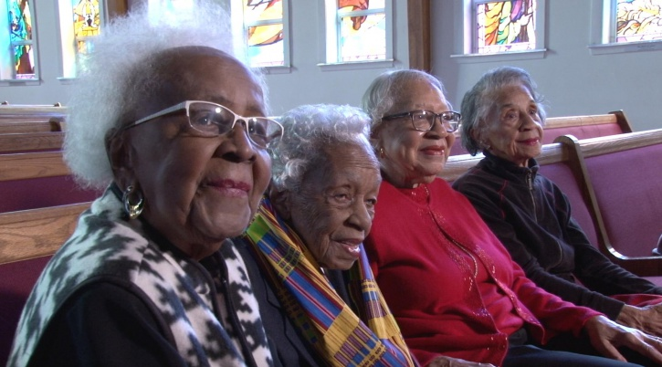 4 Washington women on turning 100