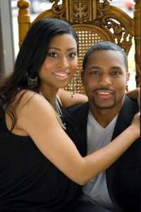 Angela and Samson Logan