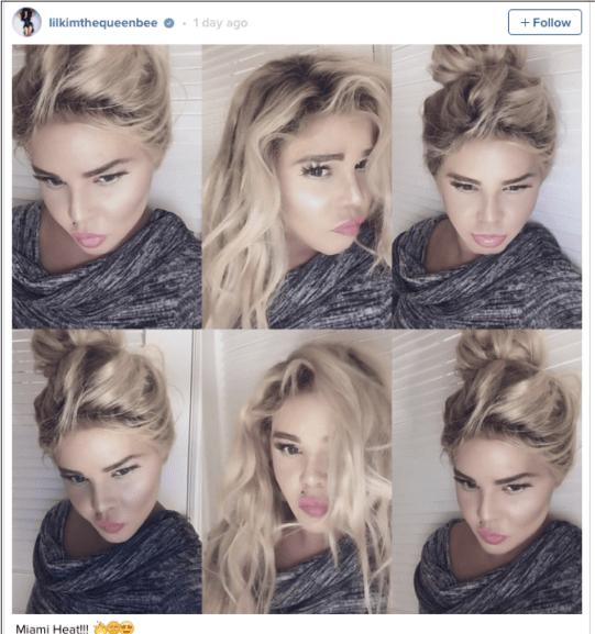lil kim instagram
