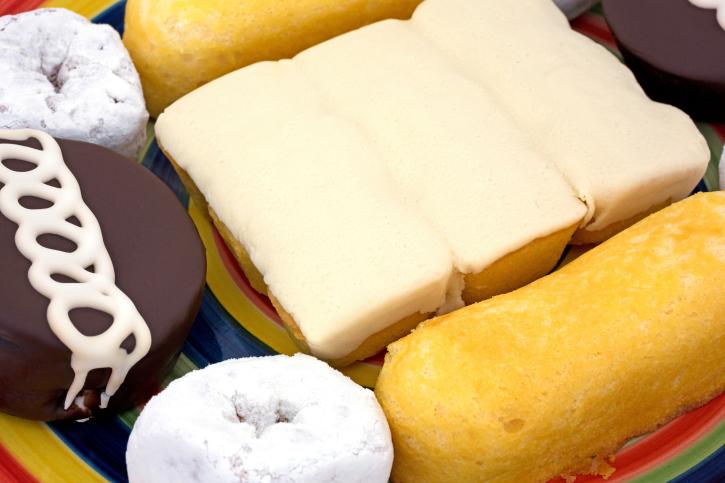 junk food sweets