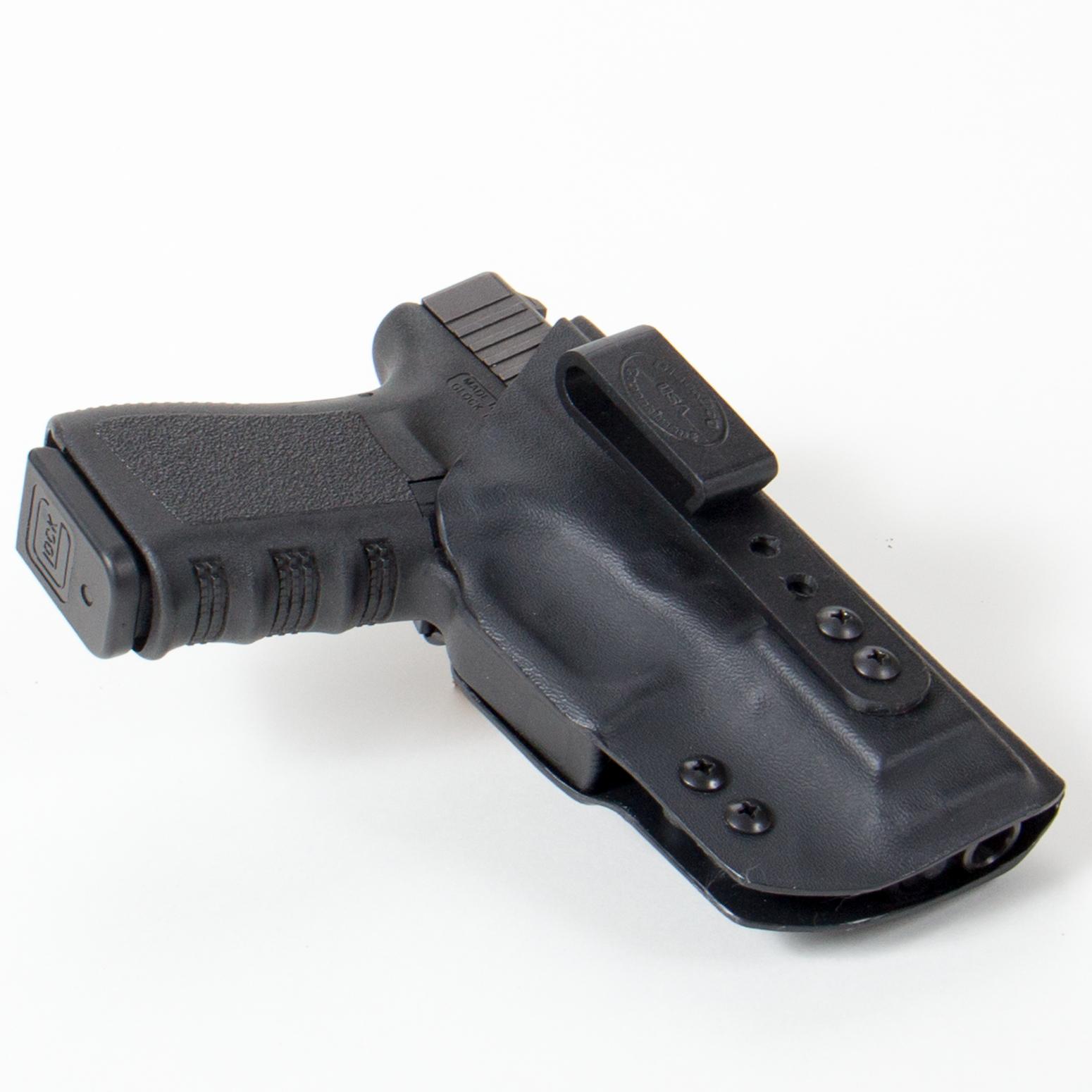 LawDog IWB Deep Concealment Holsters - BlackDog Concealment
