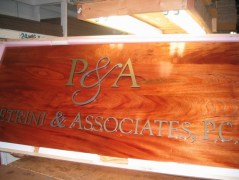 lobby signs in Johns Creek GA