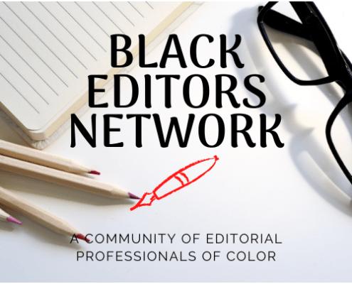Black Editors Network community