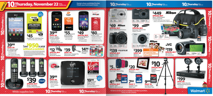 Walmart S Black Friday 2017 Sale Amp Deals Blacker Friday