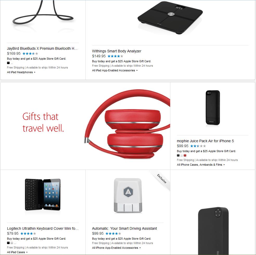Apple's black friday deals 2018