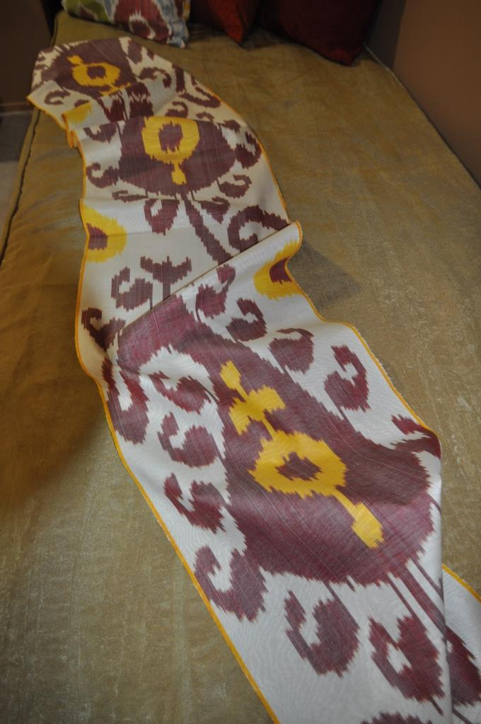 Ikat Fabric