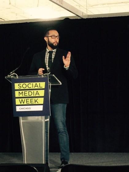 Social Media Week Keynote