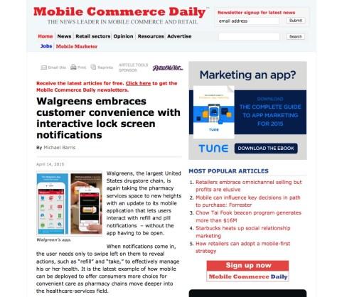 mobile commerce intro