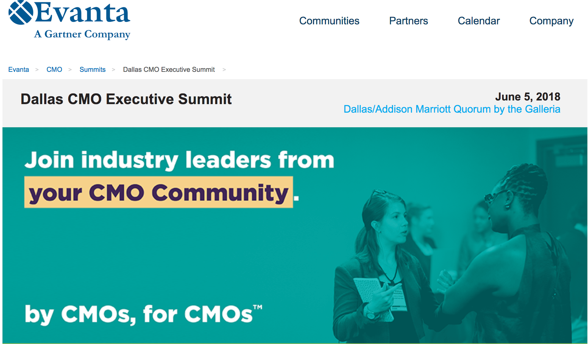 CMO Summit