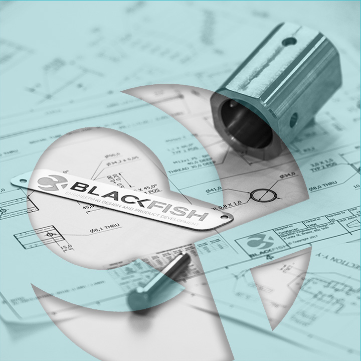 Blackfish Engineering Design Drawing and Hardware