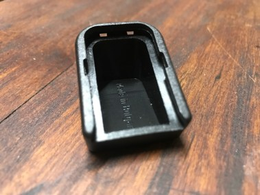 Euro +2 Magazine Extension Glock (Back)(Single)