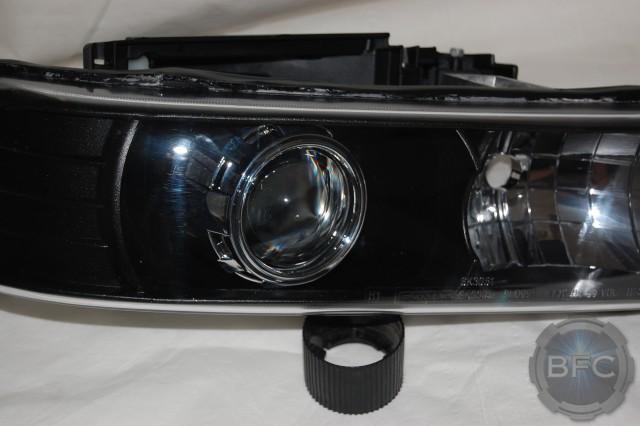 99 Honda Civic Fog Lights