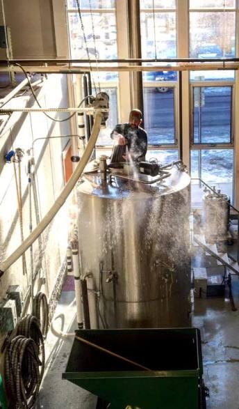 nicholas brewhouse