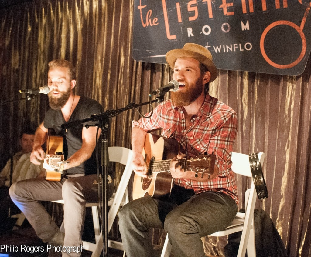 Jonny Gray and The Roosevelts at The Listening Room