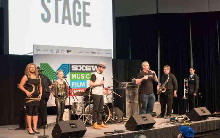 SXSW: Flatstock Stage