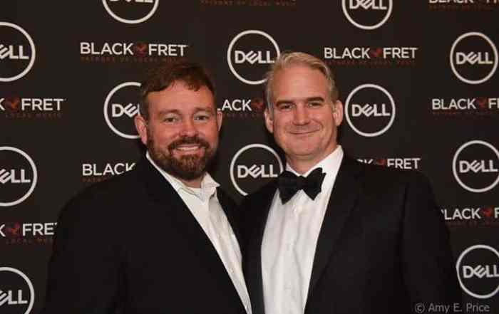 Colin Kendrick and Matt Ott