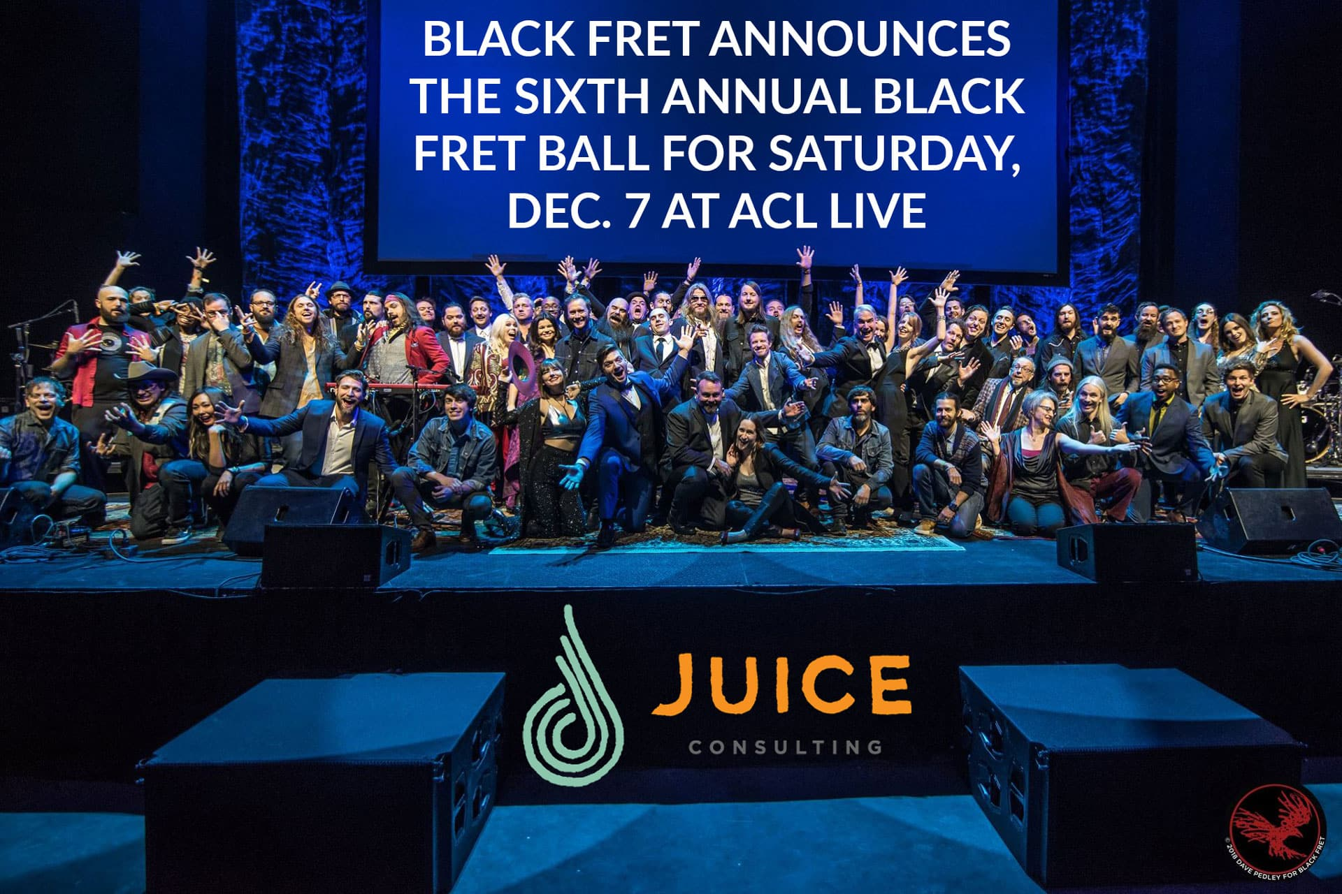 annual black FRET ball