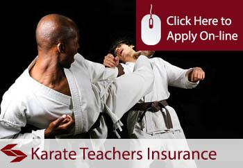 Karate Teachers Employers Liability Insurance