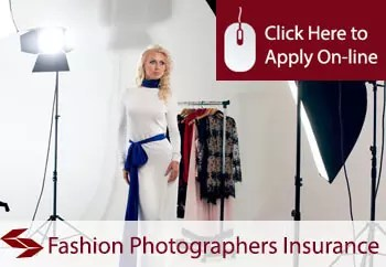 Fashion Photographers Professional Indemnity Insurance