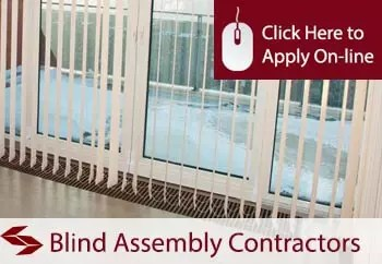 Blind Assembly Contractors Employers Liability Insurance