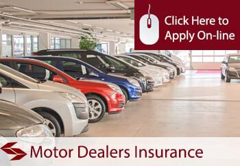 Motor Dealers Employers Liability Insurance
