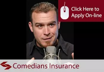 Comedians Professional Indemnity Insurance