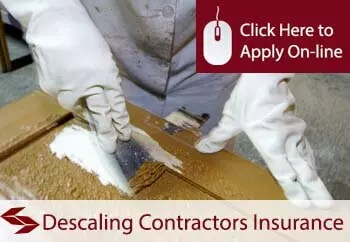 Descaling Contractors Public Liability Insurance