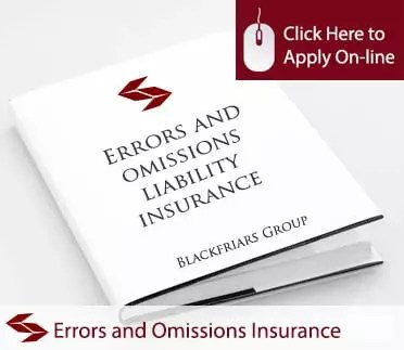 errors and omissions liability insurance