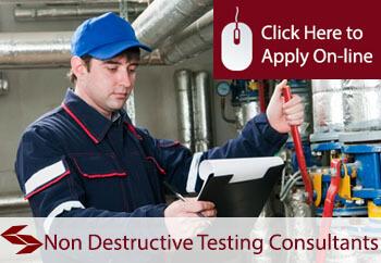 Non Destructive Testing Consulants Employers Liability Insurance