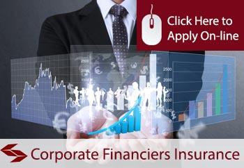 Corporate Financiers Professional Indemnity Insurance